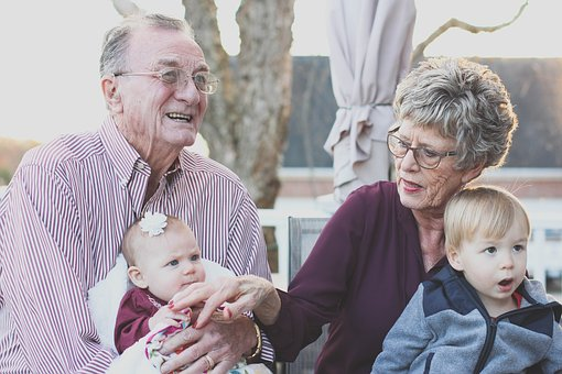 THE GRANDPARENT TRAP: Grandparents' Right of Access