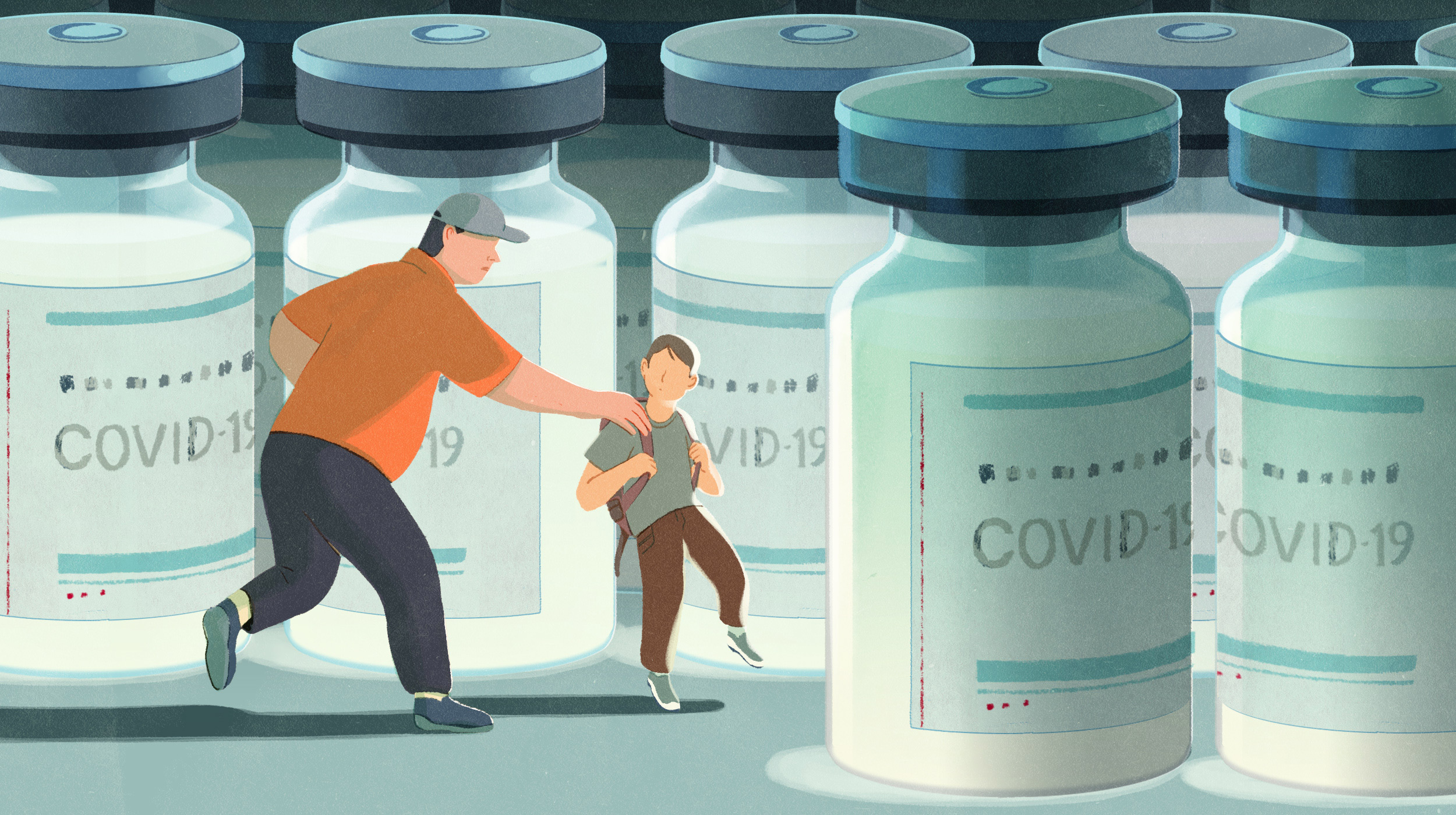 A Look At Decision-Making Responsibility And The COVID-19 Vaccine